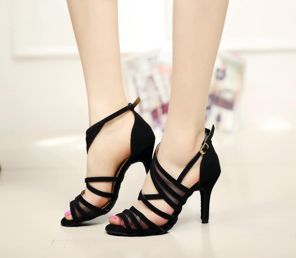 Aperçu des chaussures de danse de salon