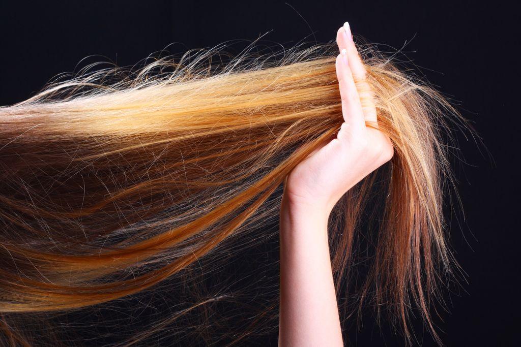 cheveux qui s'emmêlent